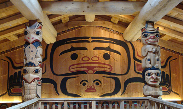 Potlatch Totem Park and City Highlights