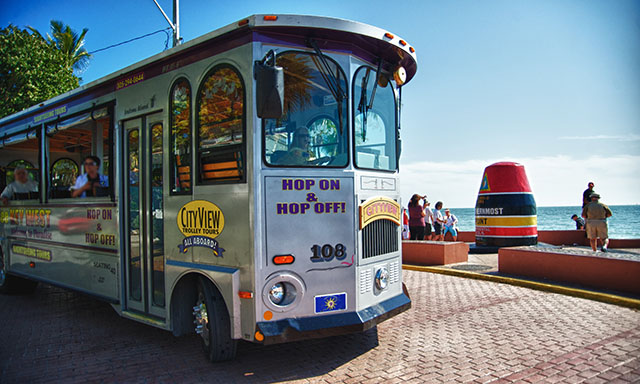 Cityview Trolley and Butterfly Conservatory