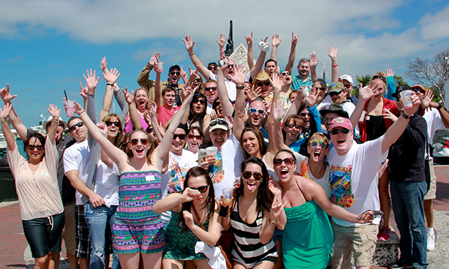 Key West Pub Crawl Tour