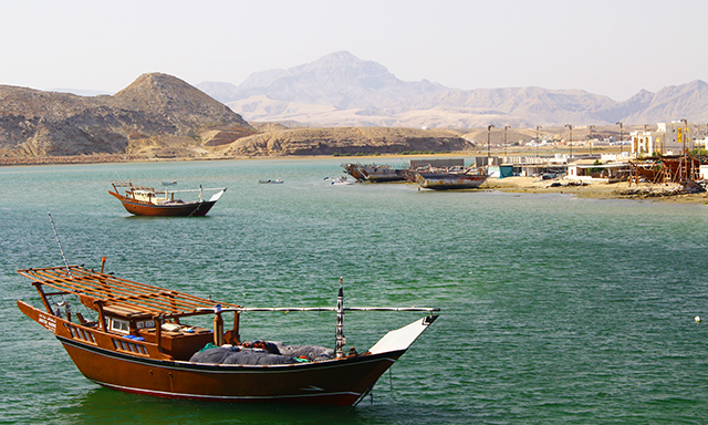 Dhow Cruise to Omani Fjords