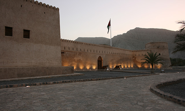 Khasab and Surroundings