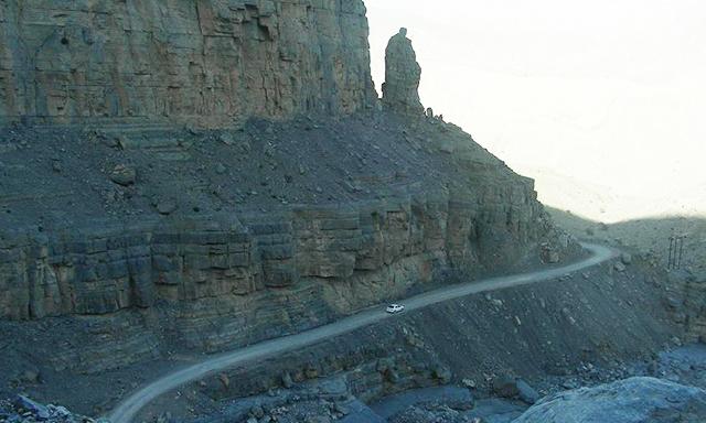 Jebel Harim Mountain Safari