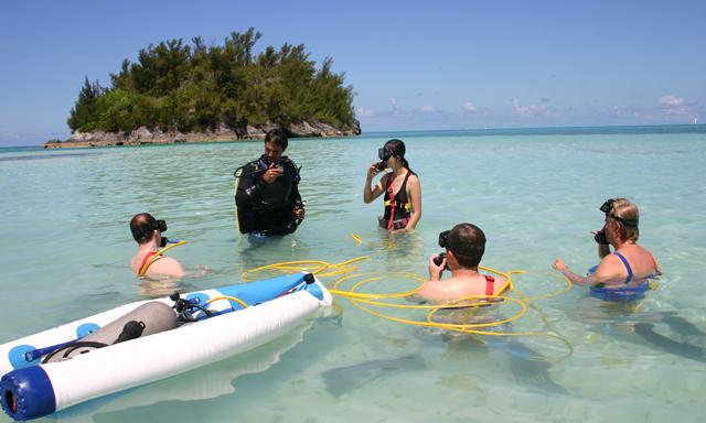 Bermuda Snuba Experience