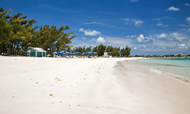 Bermuda Triangle Beach and Nature Reserve