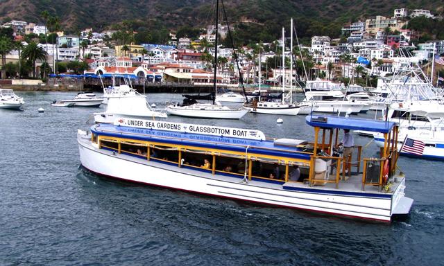 Fantasea Glassbottom & Sightseeing Cruise