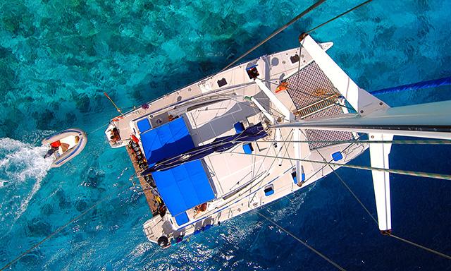 Rising Son Catamaran Adventure