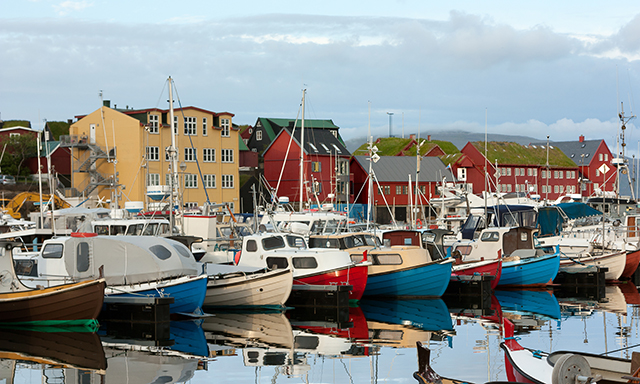 Torshavn the Capital