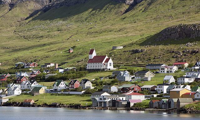 Faroe Panorama