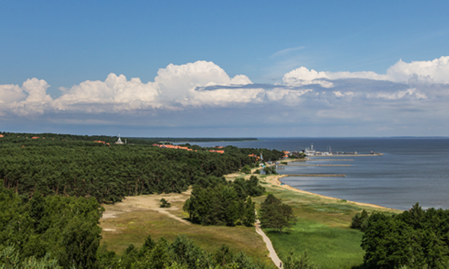 Explore, Hike & Lunch on the Curonian Penninsula