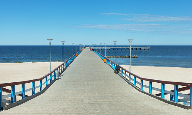 Explore Palanga with Segway