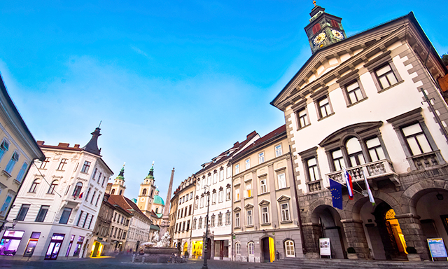 Best of Ljubljana: Walking Tour, River Cruise & Lunch