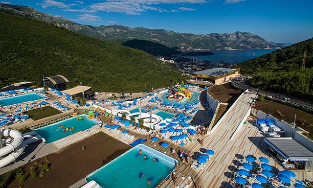 Aquapark Adventure in Budva