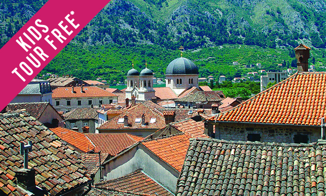 Kotor Walking Tour