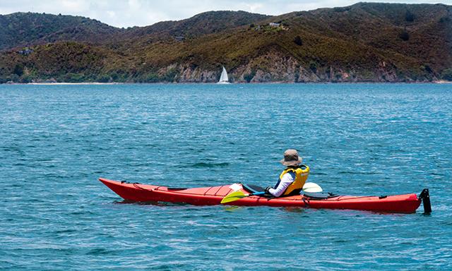 Sea Kayaking Kotor Bay