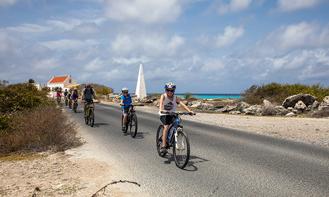Bonaire Bicycle and Beach