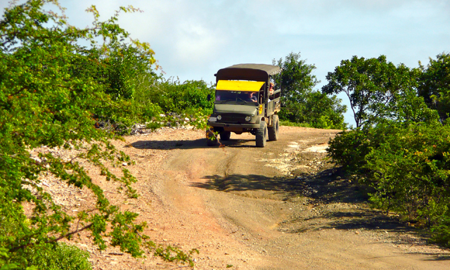 4x4 Arawak Off Road Safari