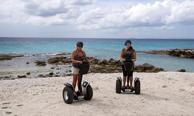 Bonaire by Segway