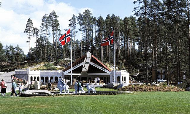 Historical Walk at Odderoya