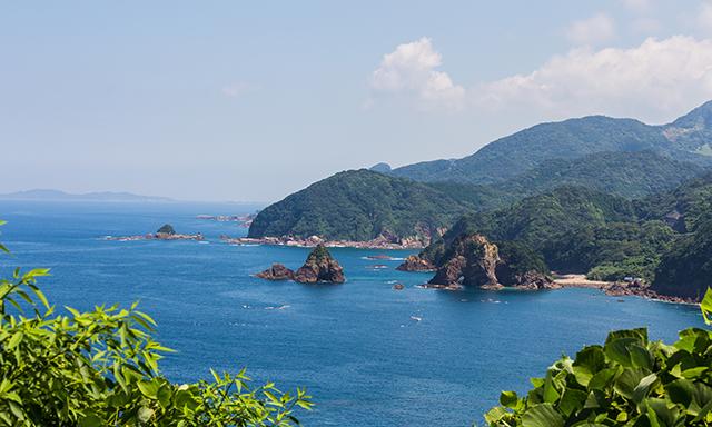 Mt. Sengen & Amakusa Islands Cruise