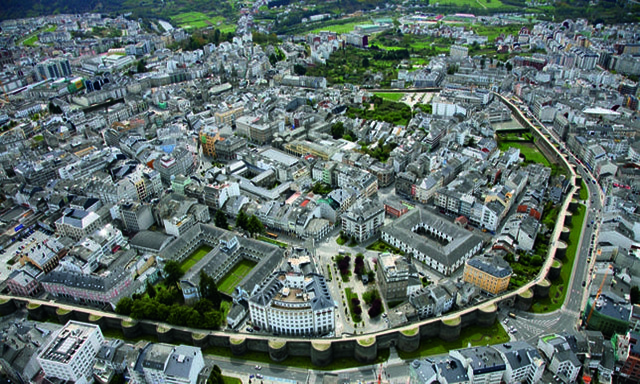Historical City of Lugo