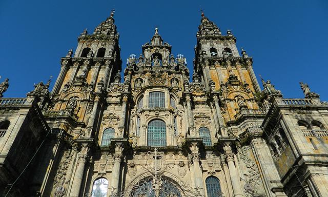 Santiago de Compostela Half Day
