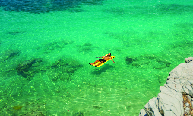 Floating Beach Mat