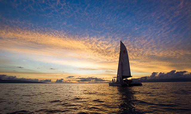 Alihilani Sunset Sail