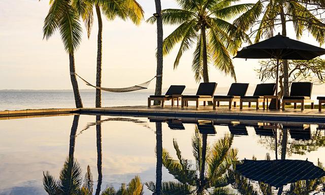 A Day At Hilton Fiji Beach Resort