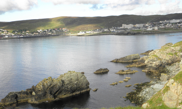 Panoramic North Shetland & Eshaness Cliffs