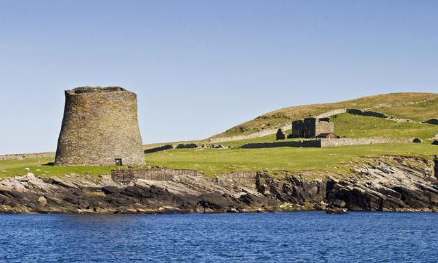 Panoramic Southern Shetland