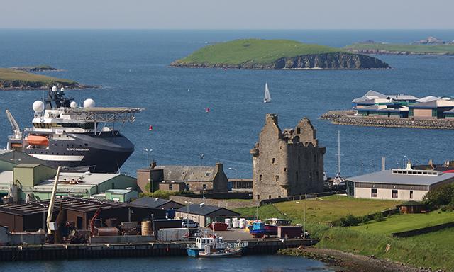 Western Shetland Highlights