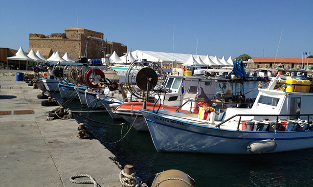 Journey To Paphos