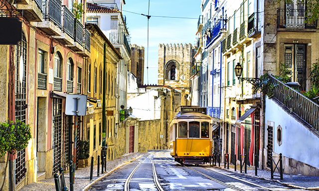 A Stroll Through Lisbon