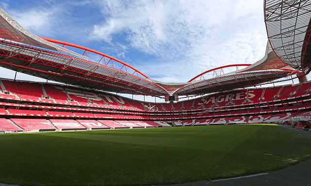 Benfica Stadium Tour and Football Match