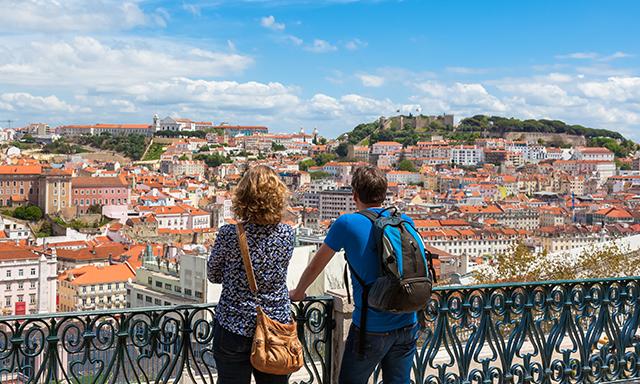 Charming Lisbon by Tuk Tuk