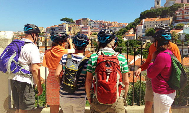 Lisbon Bicycle Adventure