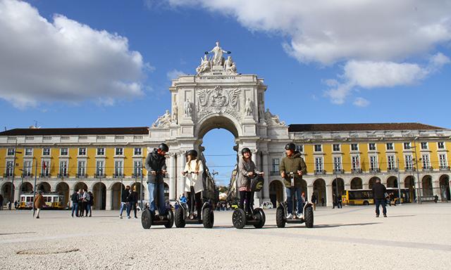 Lisbon Segway Adventure