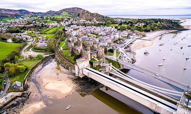 North Wales & Conwy Castle