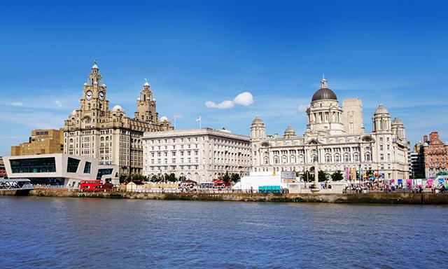 Liverpool Panoramic City Highlights