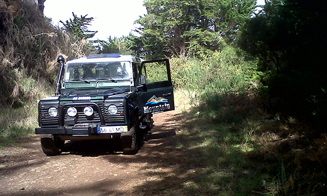 4X4 Madeira Adventure