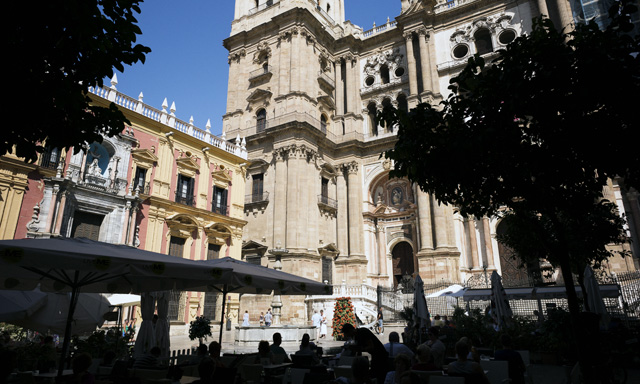 Malaga City Tour- Small Group