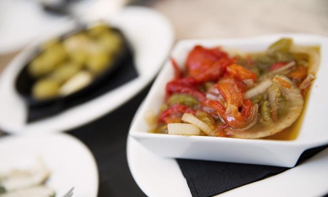 Tapas Tasting in Malaga