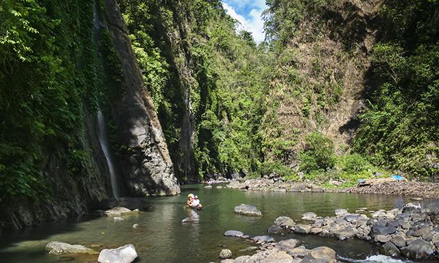 Majestic Pagsanjan Falls Tour