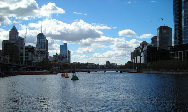 Melbourne City and River Cruise