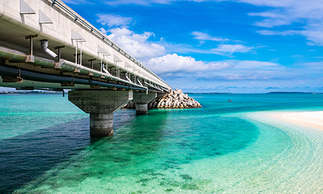 Highlights of Great Irabu Bridge and Island