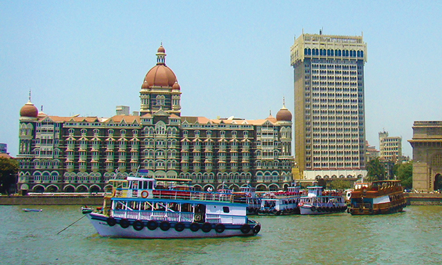 Marvels Of Mumbai