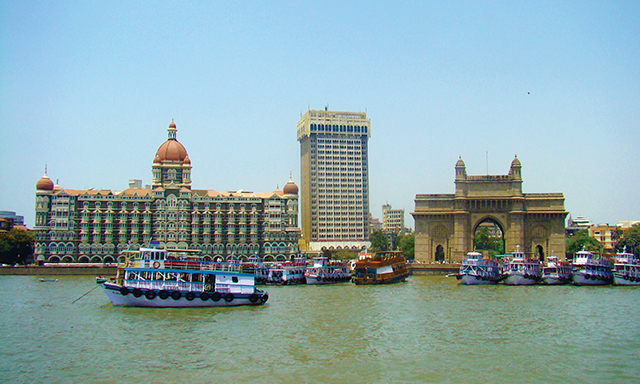 Mumbai Panorama by Motorcoach