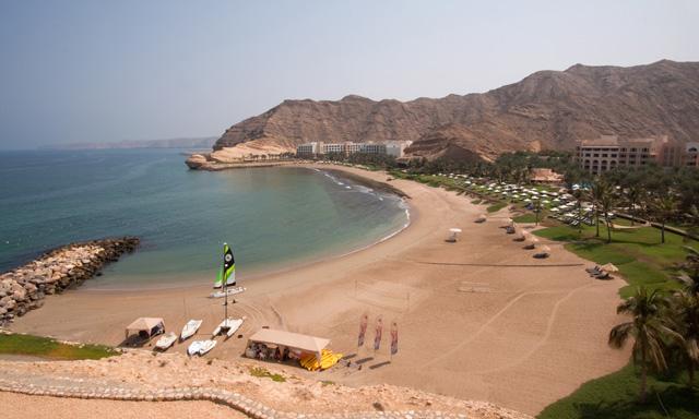 Beach Break with Lunch at Shangri-La Hotel