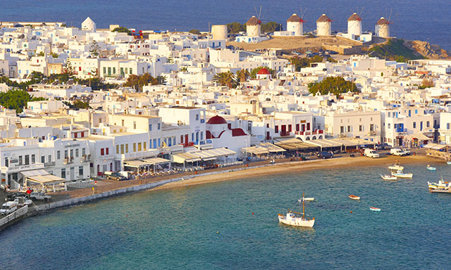 Mykonos and Assimomitis Wine Tasting