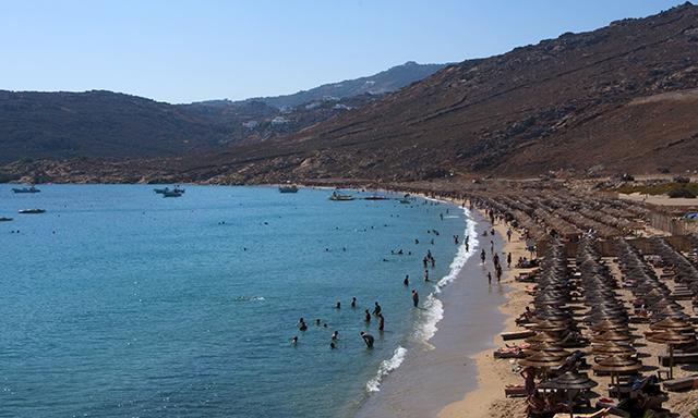 Elia Beach Transfer